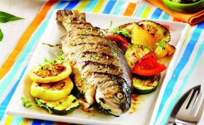 Аппетитная рыба