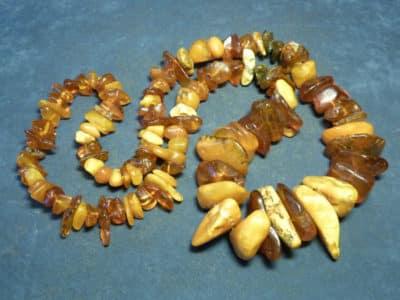 Лечебные свойства янтаря