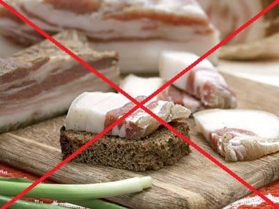 Ограничения в еде при сахарном диабете 1 и 2 типов